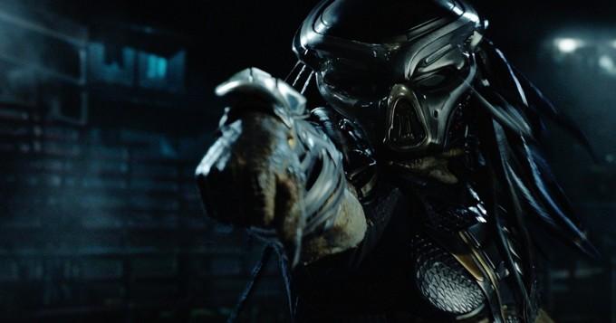 Viaplay tänään: Olivia Munn tähdittää vuoden 2018 The Predator -elokuvaa