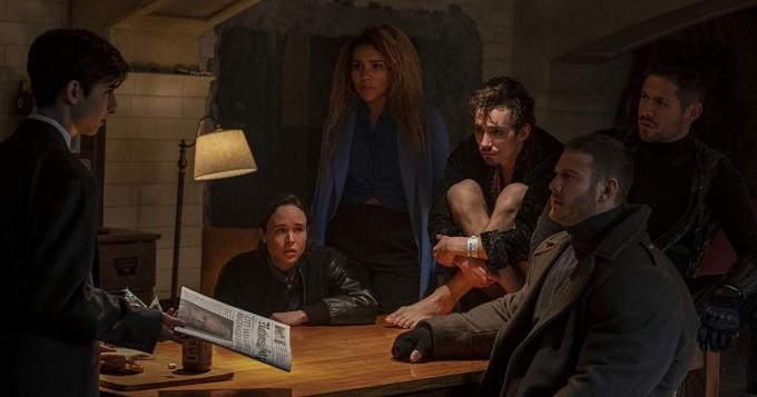 Netflix: supersankarisarja The Umbrella Academy saa jatkoa 31.7.