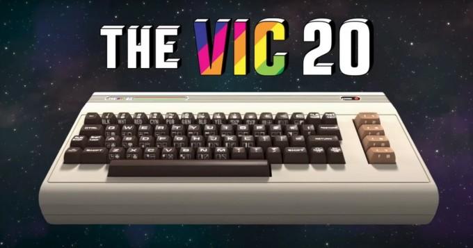 The C64:lle jatkoa: VIC-20 saa oman uusiomallin - nämä pelit mukana