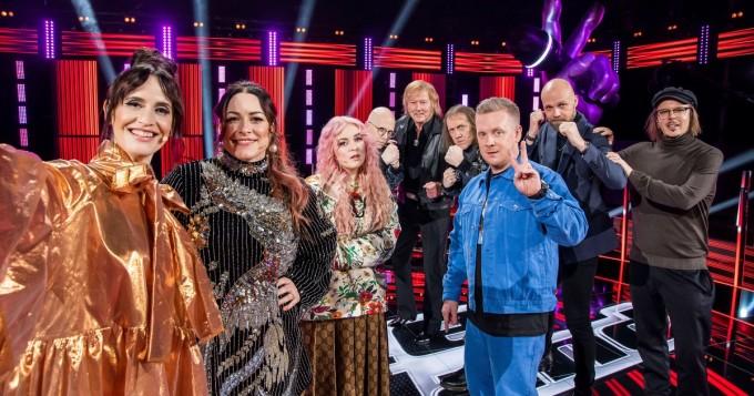The Voice of Finland 10 tänään: kolmannet kaksintaistelut - esiintyjät ja biisit