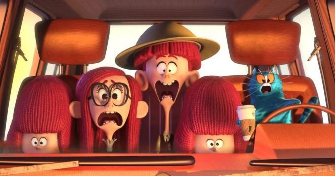Netflix-leffa Perin eriskummallinen Willoughbyn perhe on jättihitti