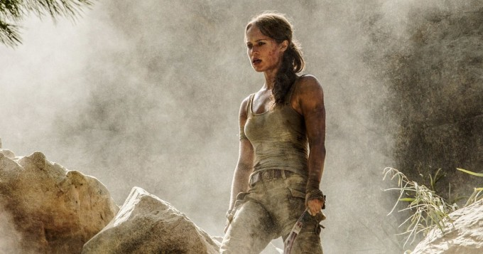 Uusi Tomb Raider -elokuva tulossa - Alicia Vikander on taas Lara Croft - Misha Green ohjaa