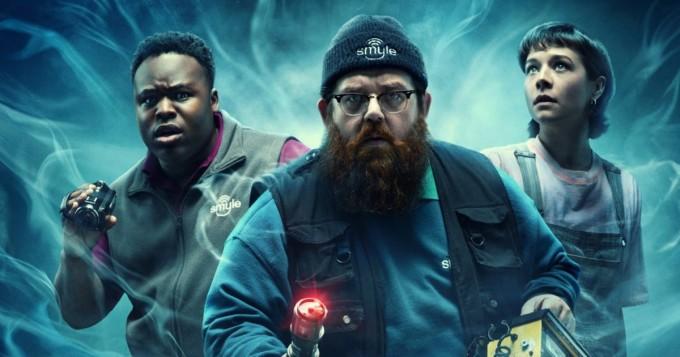 Nick Frostin ja Simon Peggin Amazon Prime Video -sarja Truth Seekers - Totuuden etsijät lopetetaan