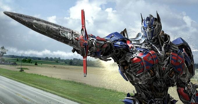 Netflix nyt: yli 1,1 miljardia tuottanut Transformers-leffa lisätty