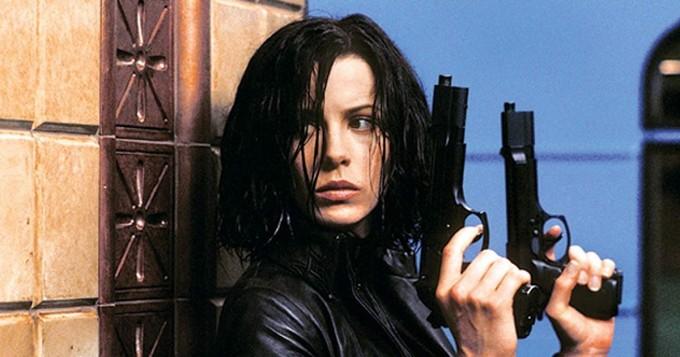 Tänään tv:stä: Kate Beckinsale tähdittää vampyyrileffaa Underworld - Varjojen valtakunta
