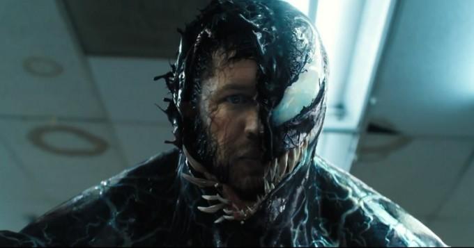 Tänään elokuvateattereissa: Tom Hardy on Marvel-antisankari Venom