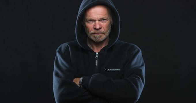 Vihainen Mies