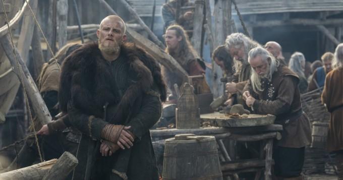 Netflix nyt: uudet Viikingit-jaksot lisätty