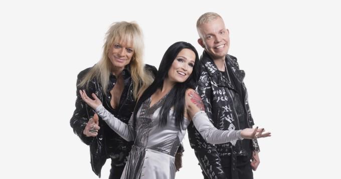 The Voice of Finland: All Stars - Michael Monroe, Tarja Turunen ja Elastinen palaavat tähtivalmentajiksi