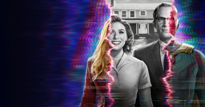 Disney+ tänään: uusi Marvel-sarja WandaVision starttaa - Elizabeth Olsen ja Paul Bettany tähdittävät