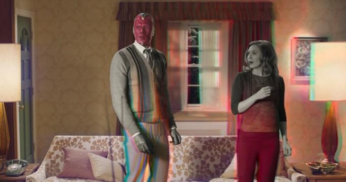 Disney+: Marvel-sarja WandaVision sai trailerin - Elizabeth Olsen ja Paul Bettany palaavat sankarirooleihinsa