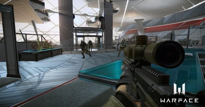 PS4 ja Xbox One saivat ilmaisen Warface-pelin
