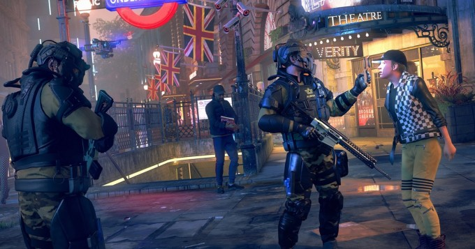 Watch Dogs Legion sai uuden gameplay-trailerin
