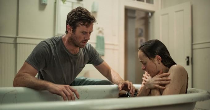 Netflix nyt: uunituore kauhuleffa Wounds julki - Armie Hammer ja Dakota Johnson tähdittävät