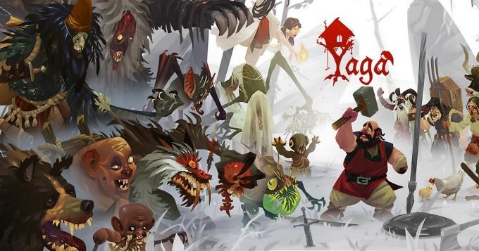 Toimintaroopeli Yaga ilmestyi - PC, PS4, Xbox One ja Switch