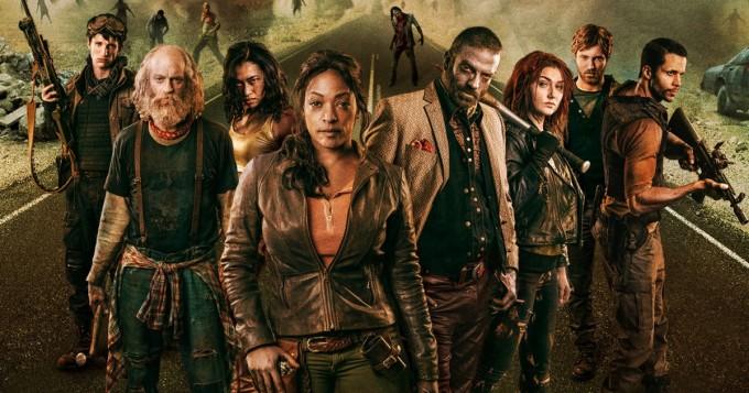 Netflix nyt: uudet Z Nation -jaksot katsottavissa