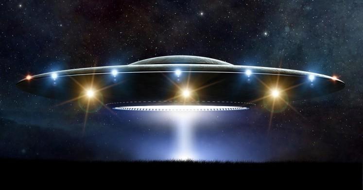 Ufot Maailmalla
