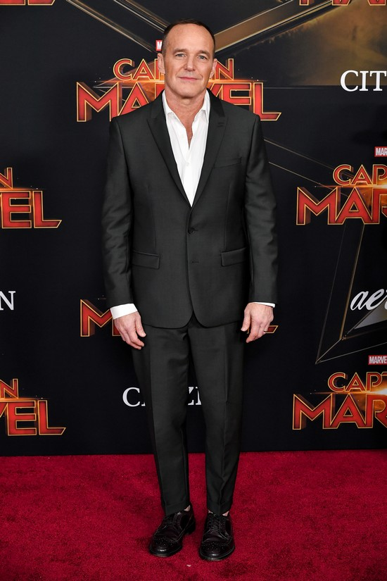 Captain Marvel - Clark Gregg