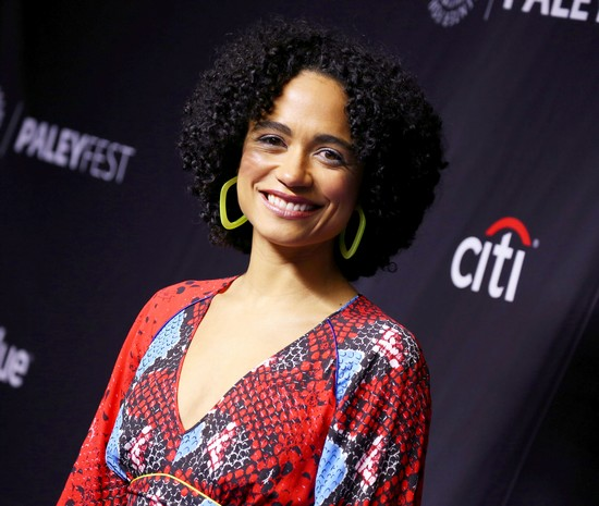 Lauren Ridloff - The Walking Dead