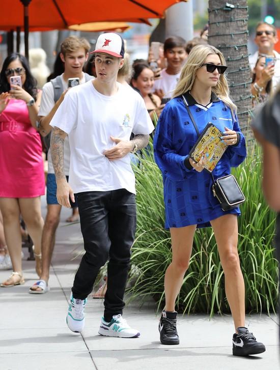 Justin Bieber - Hailey Baldwin