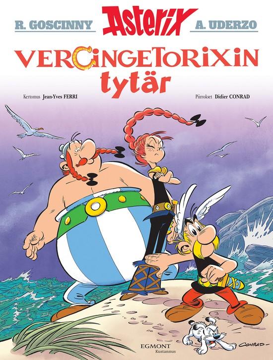 Asterix ja Vercingetorixin tytär