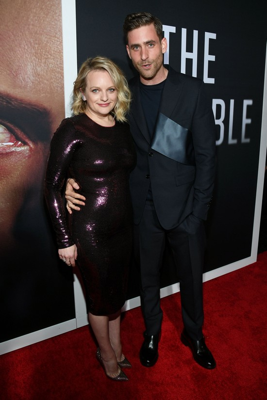 The Invisible Man - Elisabeth Moss - Oliver Jackson-Cohen