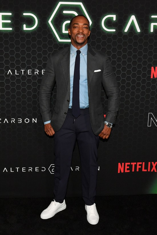 Altered Carbon - Anthony Mackie
