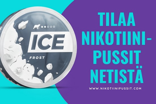 Nikotiinipussit.com