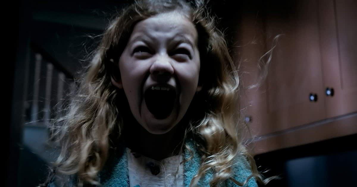 Kauhuelokuvat Netflix