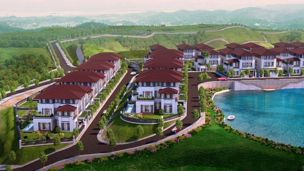 Đất nền biệt thự Đồi Thủy Sản Quảng Ninh