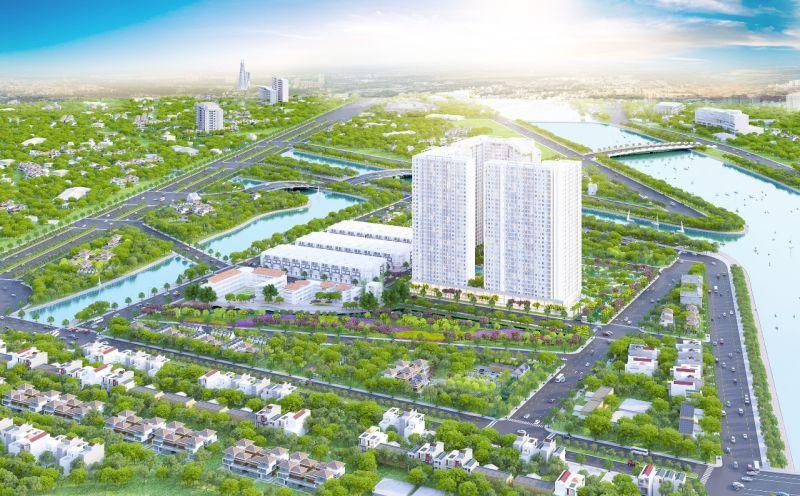 Căn hộ City Gate 3 tại Võ Văn Kiệt - Quận 8