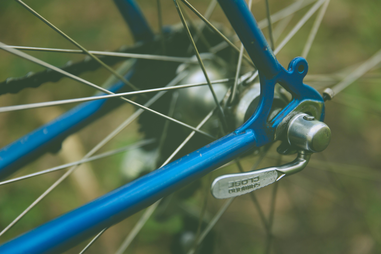Bike Wheel Basic Cycling Checklist