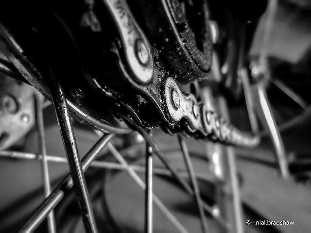 Bike Chain Grim