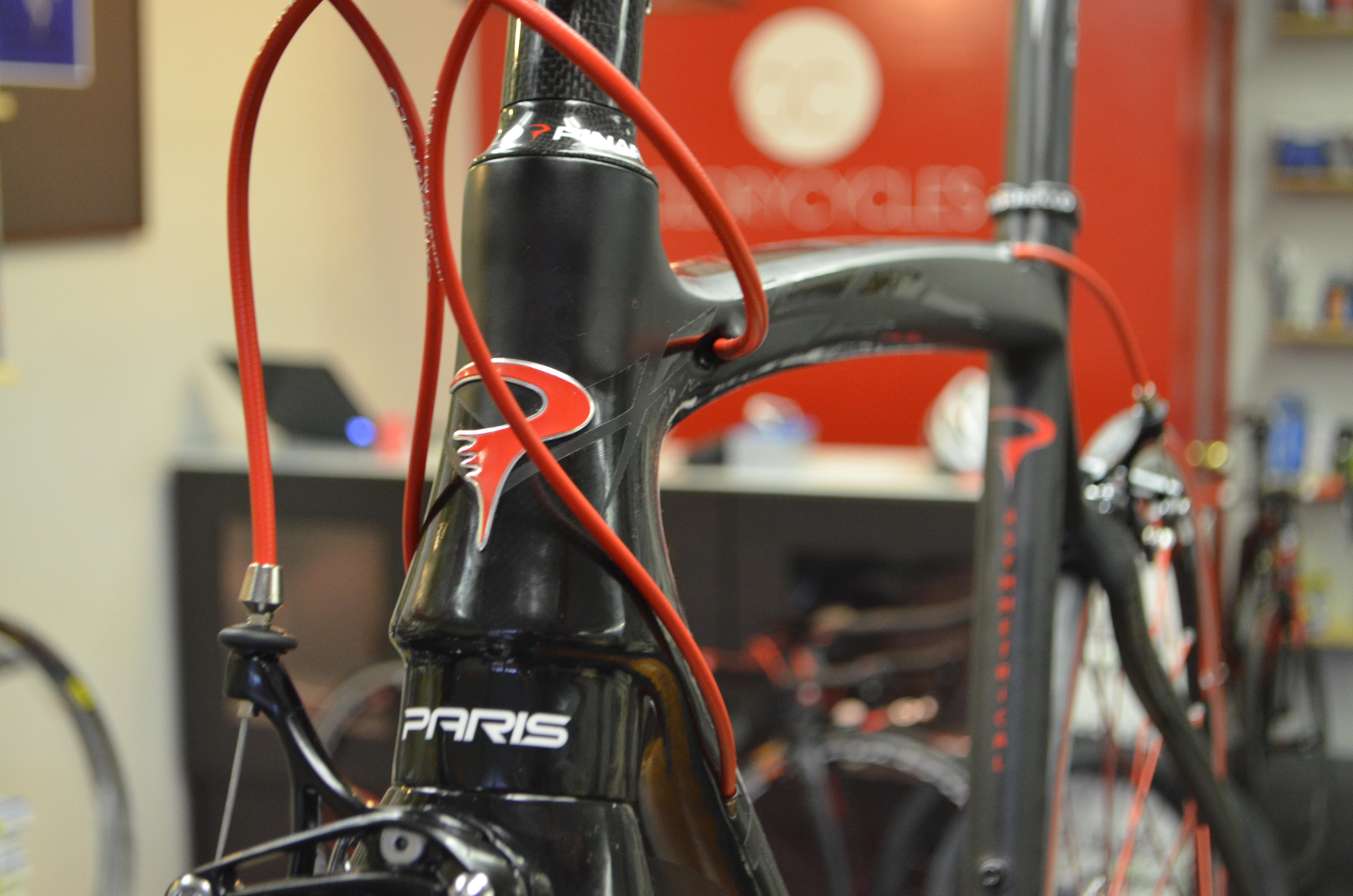 There are many parts of a bike that may cause noises