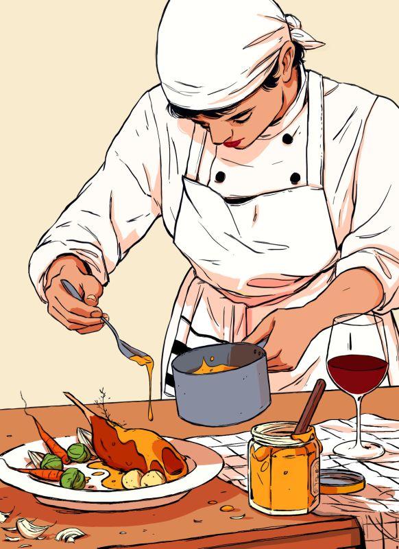 Cuisine et accords mets & vins