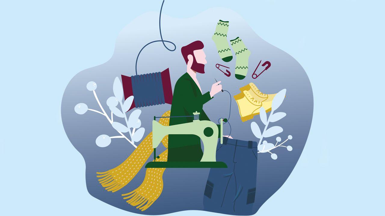 Januari: Befria garderoben!