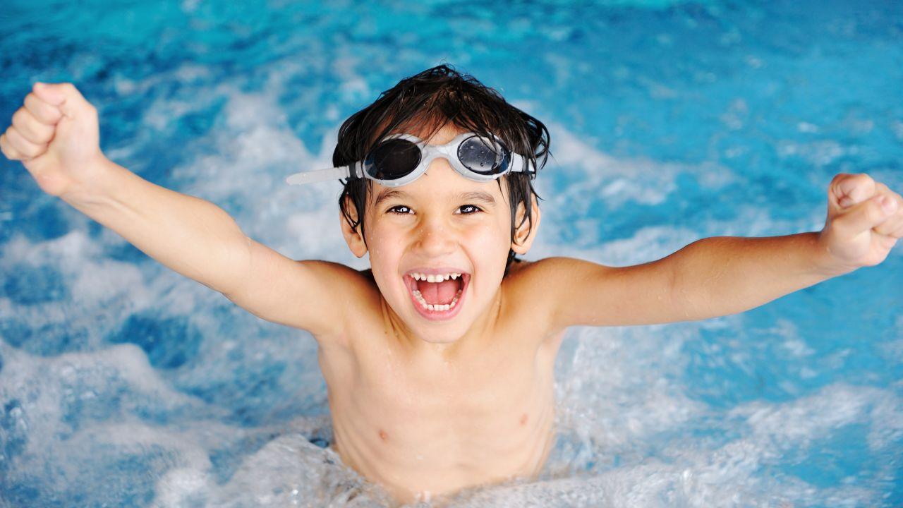 Förläng badsäsongen med fjärrvärme!