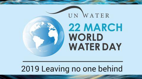 Världsvattendagen - Ingen får lämnas utanför