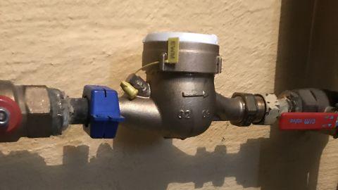 Är din vattenmätare plomberad?