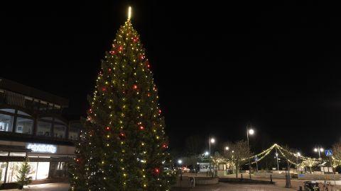 Vi önskar god jul och gott nytt år!