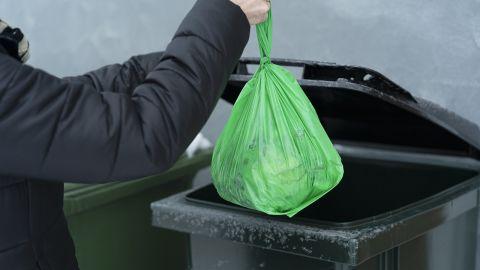 En grön start på matavfallssorteringen!