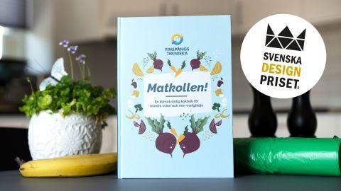Matkollen nominerad till Svenska Designpriset!