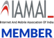We are a IAMAI member
