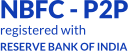 We are a NBFC-P2P registered with RBI
