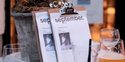 September Lokaal