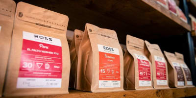 Ross Coffee Roastery