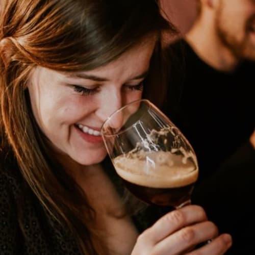 Patron - Beer Tasting Masterclass