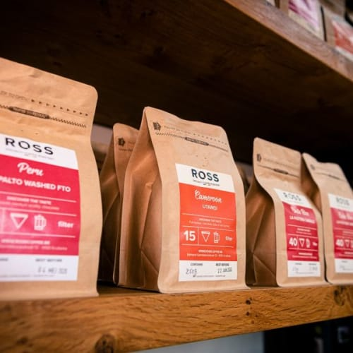 Ross Coffee Roastery - 0
