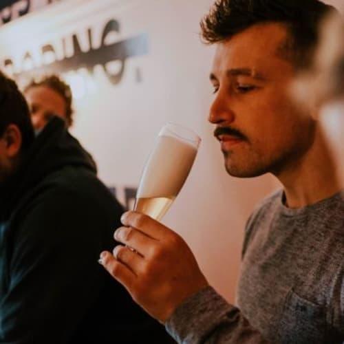 Patron - Beer Tasting Masterclass  - 1