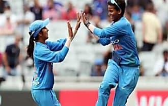 महिला T-20 मैच: भारत ने दक्षिण अफ्रीका को 11 रनों से दी मात, 5 मैचों की सीरीज में 1-0 से बनाई बढ़त
